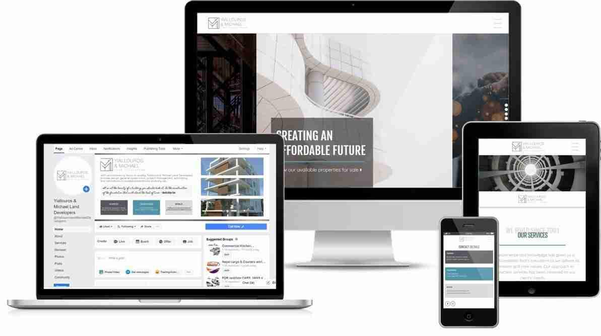website-design-yiallourosandmichael