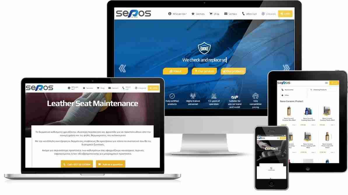 website-design-sepos
